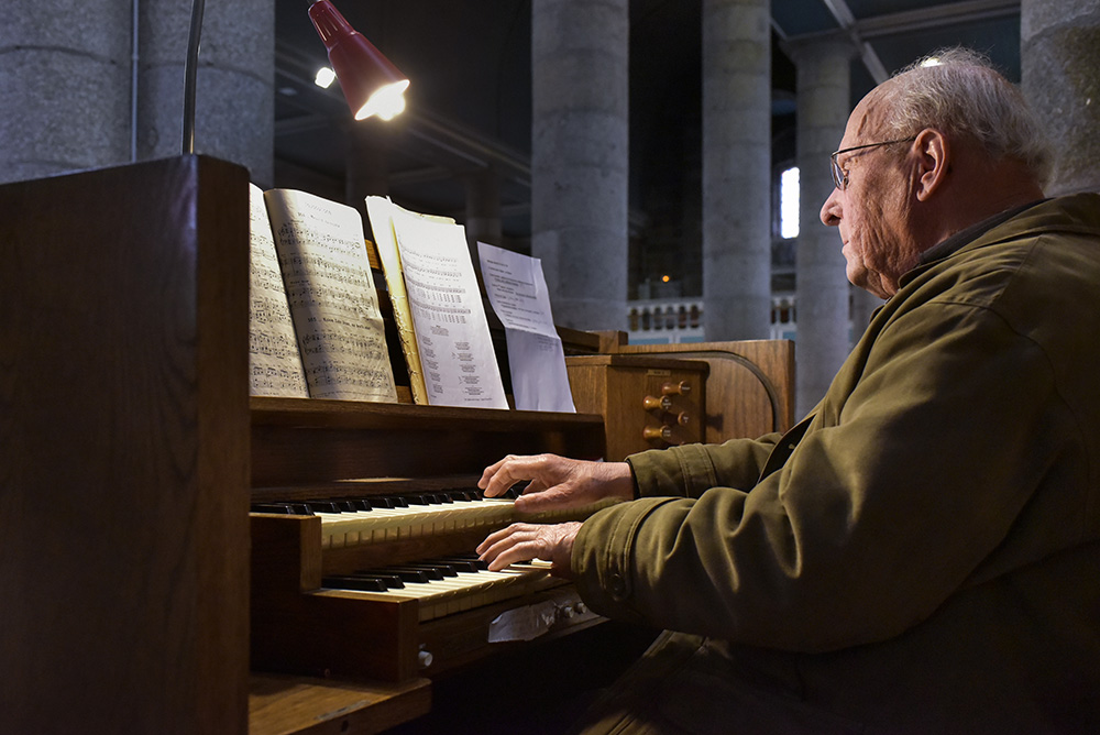 organiste église
