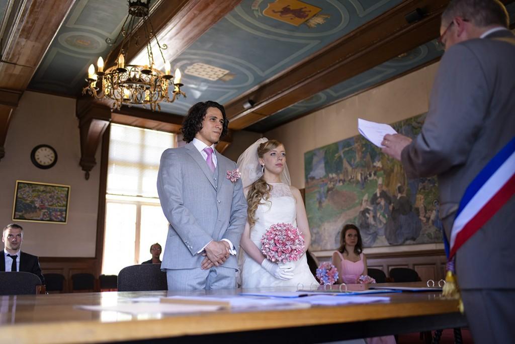 mariage pont l'abbe