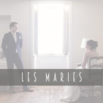 wedding les mariés et groupes