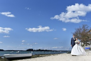 Ile Tudy mariage