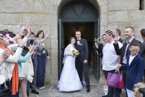mariage finistere photo