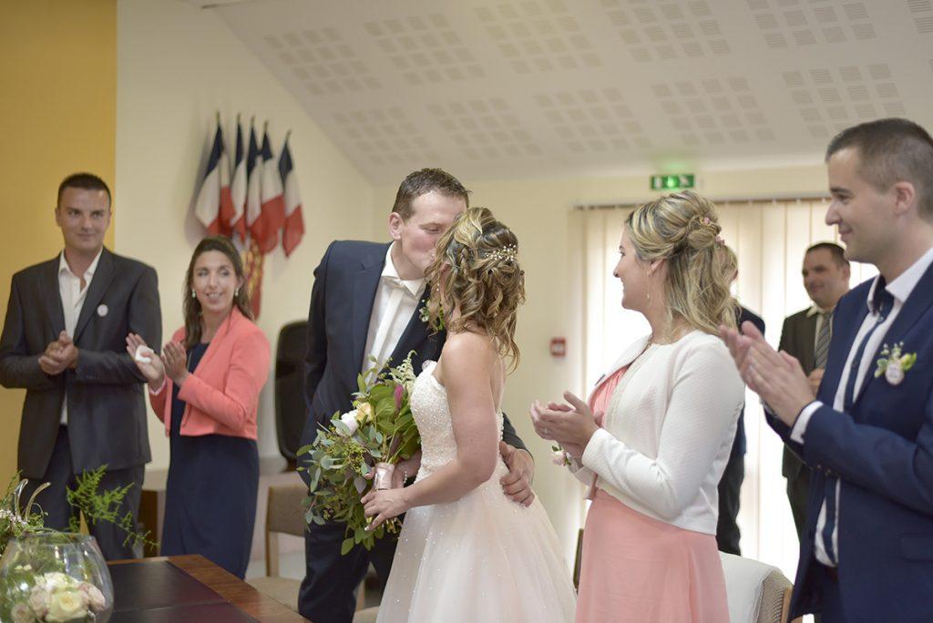 mariage mairie de plouguin