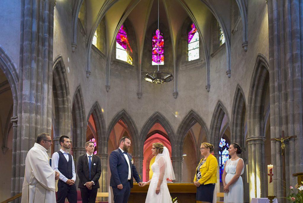 mariage église brest