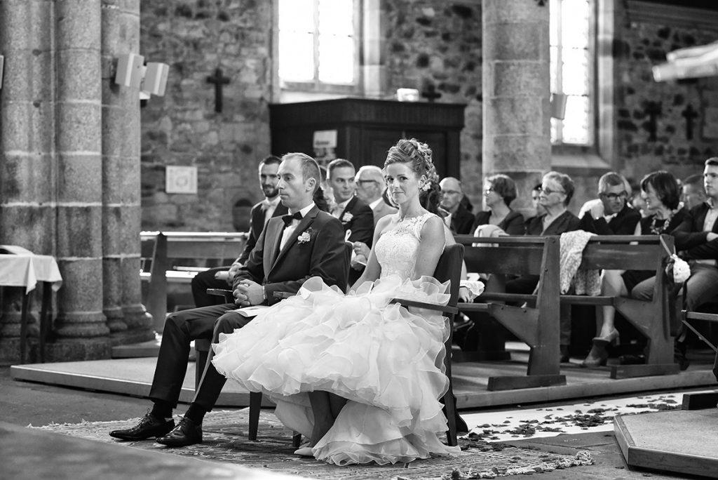 mariage église bretagne