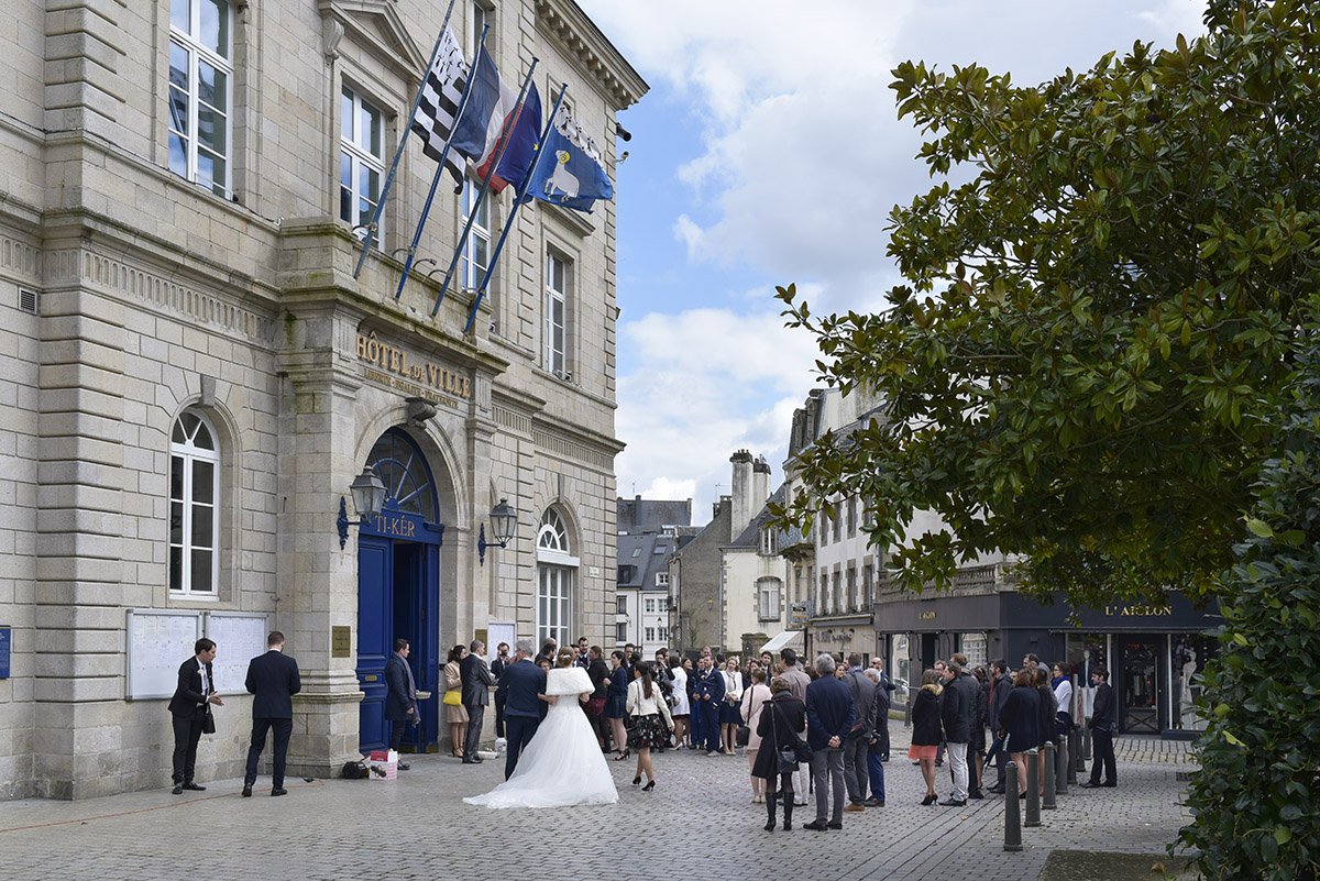 mariage finistere sud