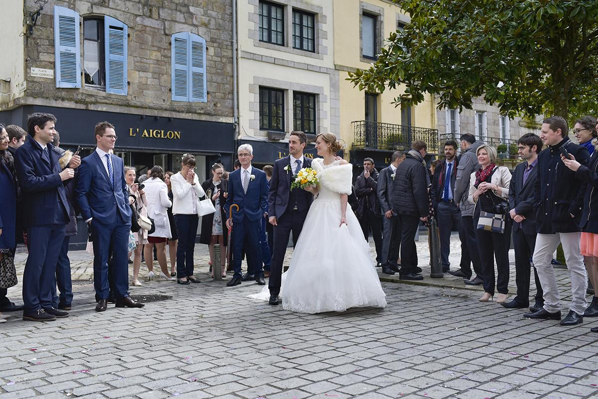 mariage mairie quimper