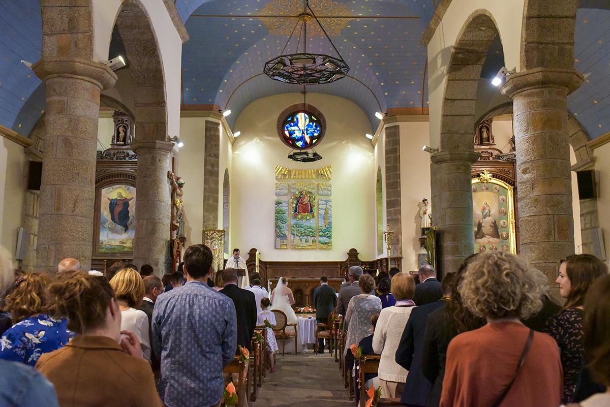 église Bourg Blanc