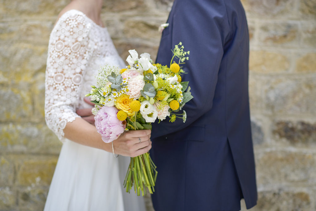 fleurs mariage brest