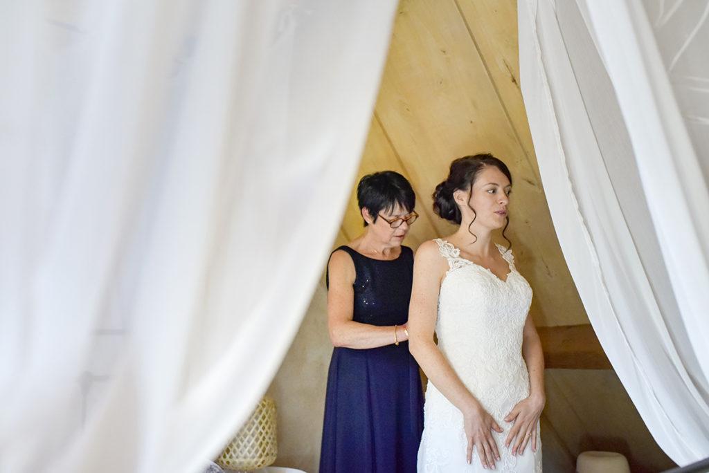 robe de mariée finistère