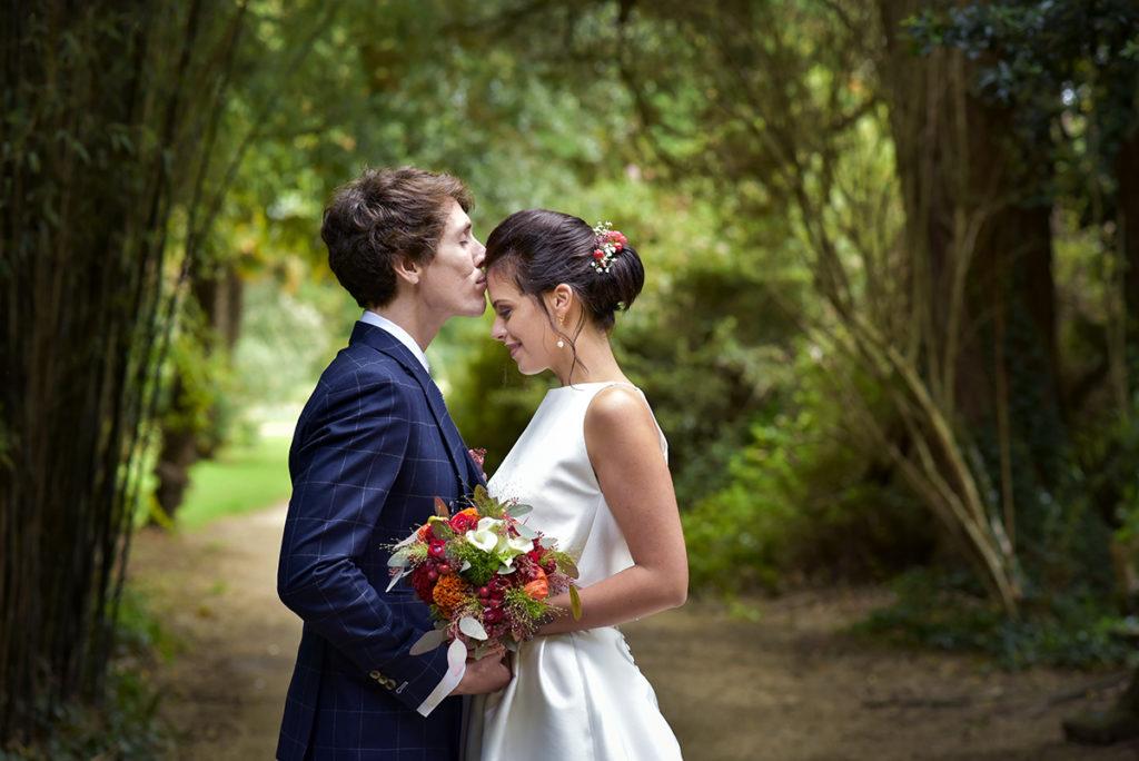 Mariage orangerie Lanniron