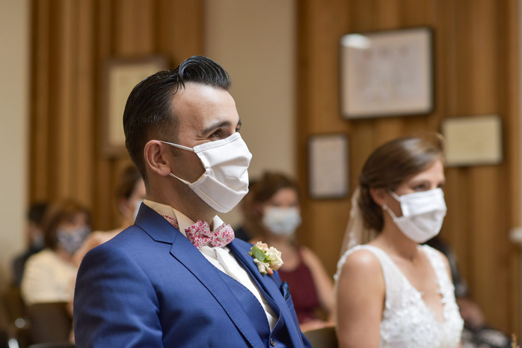 mariage masqué