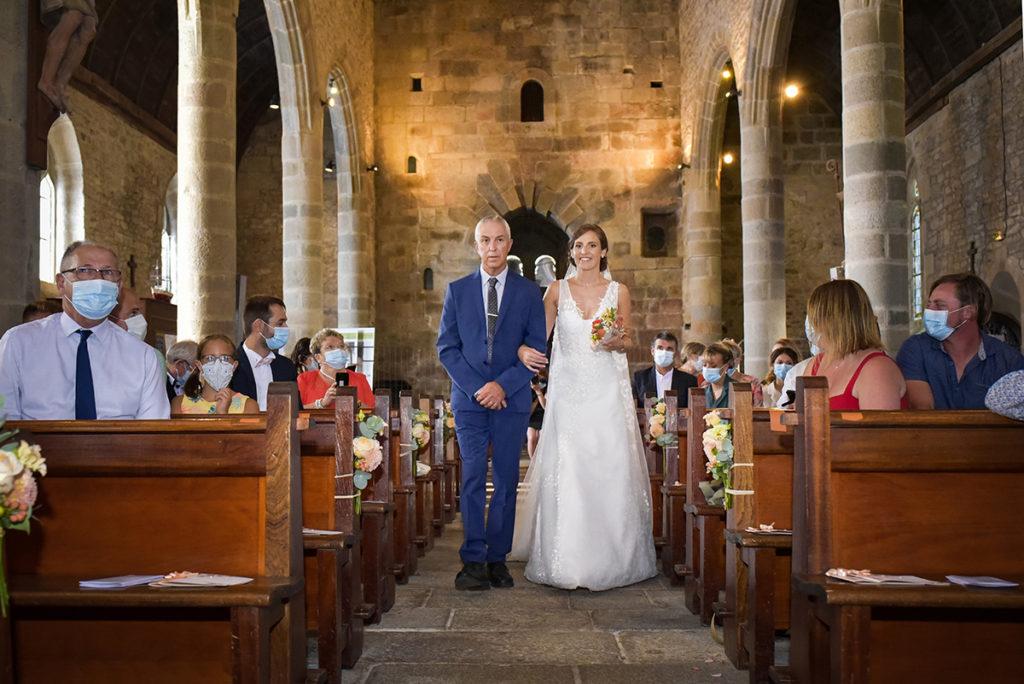 mariage église gouesnou